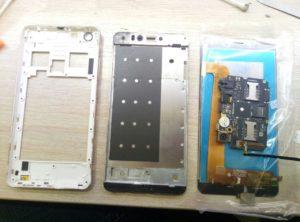 PSP3530 рамка и новый модуль
