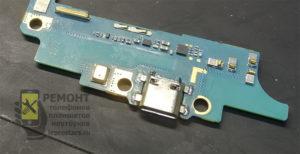Samsung g531 впайка нового разъёма