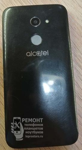 Alcatel A3 Prime 5046D вид со стороны задней крышки смартфона