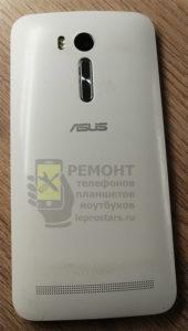 Смартфон Asus Zenfone Go (zb551kl) вид со стороны задней крышки