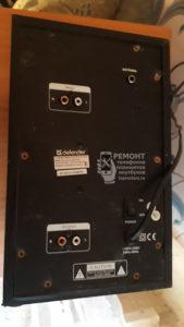 Ремонт колонок Defender Sirocco M30 PRO - разборка