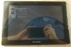 Lenovo A7600-H вид с лицевой стороны