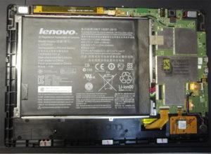 Lenovo S6000-H вид после открытия корпуса